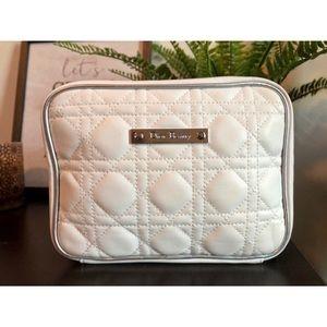 Dior beauty cosmetic bag